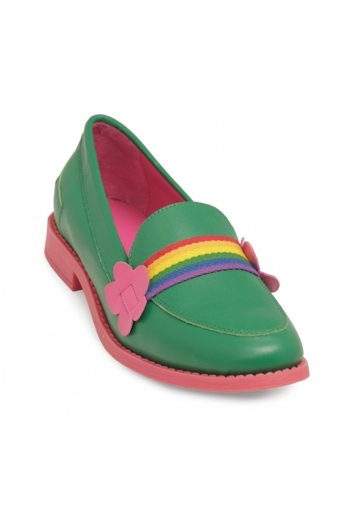 MOCASINES ARCOIRIS
