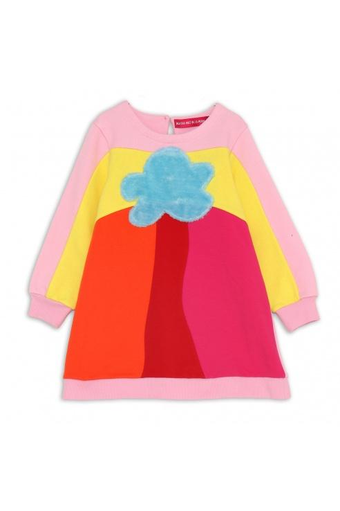 PINK ICON DRESS