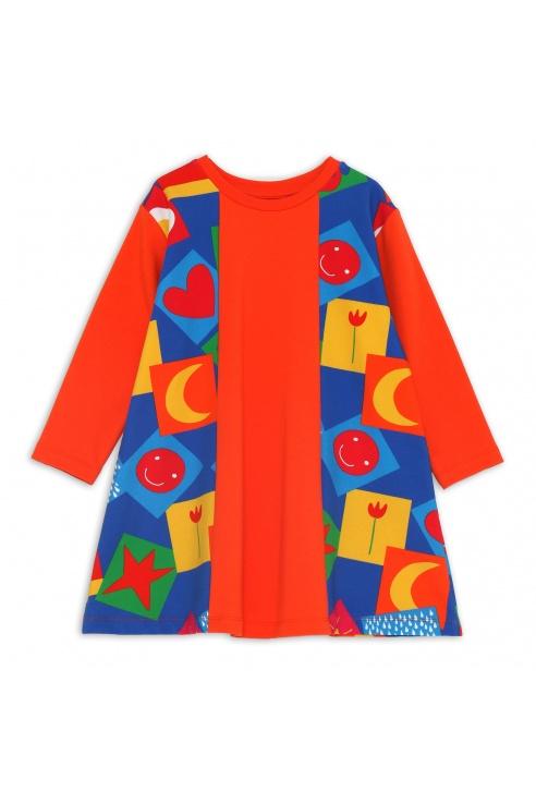 ORANGE DRESS ICONS