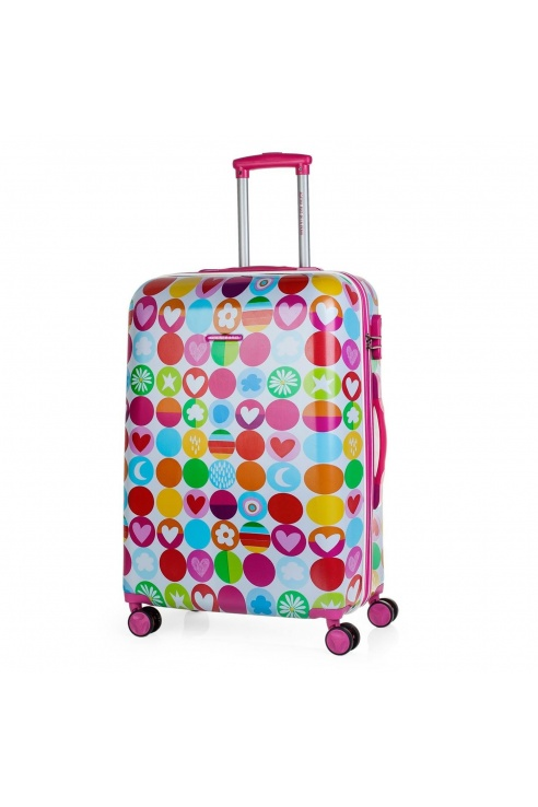 TROLLEY HAPPY AGATHA 60CM
