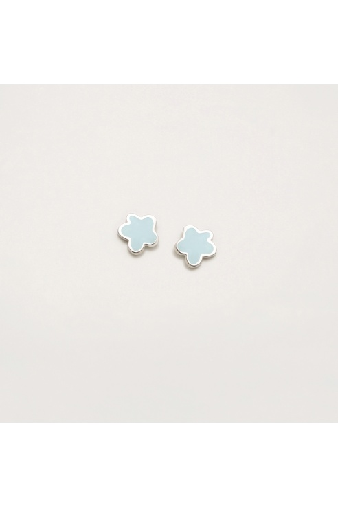 CELESTE FLOWER EARRING