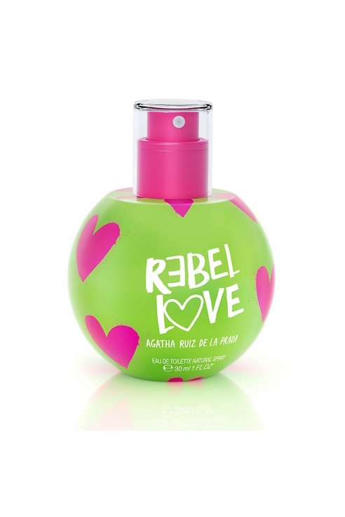 REBEL LOVE BUBBLE 30ML