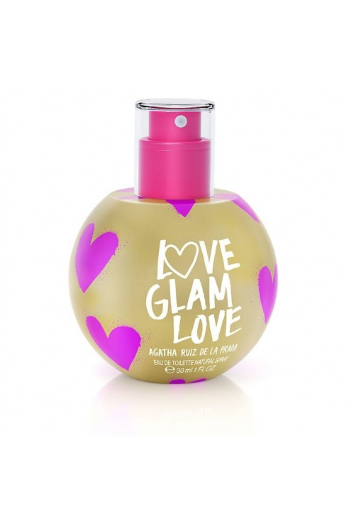 LOVEGLAMLOVE BUBBLE 30ML
