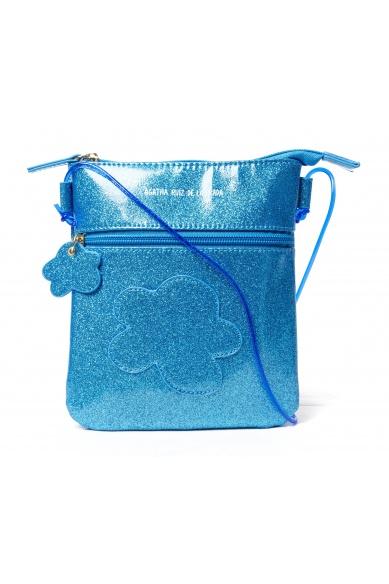SMALL CLOUD BAG BLUE