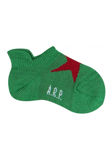 ANKLE SOCKS WITH A STAR