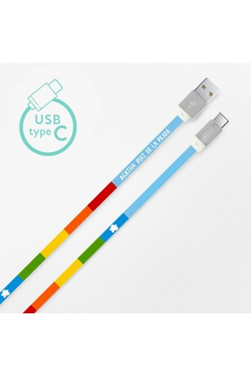 CABLE NUBES TIPO-C