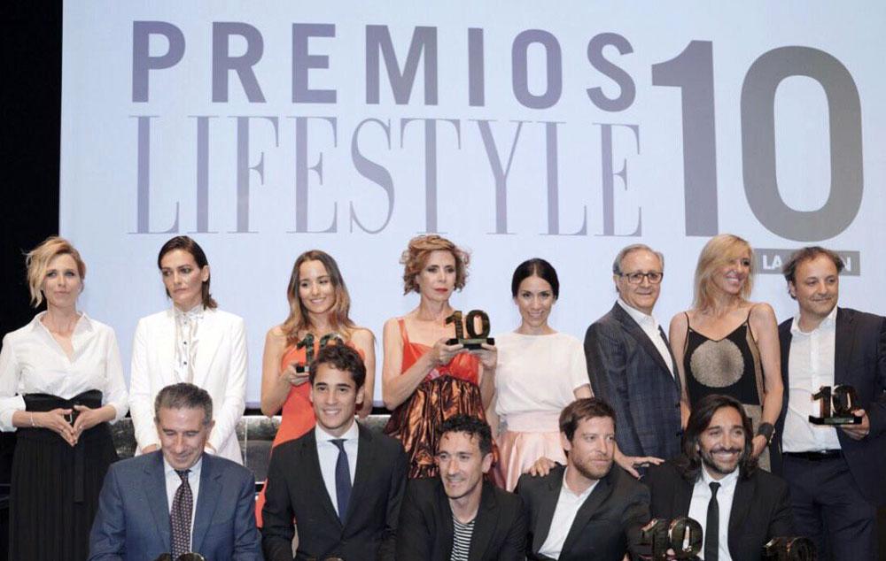 PREMIOS 10 LIFESTYLE LA RAZÓN (MADRID) – AGATHA RUIZ DE LA ...