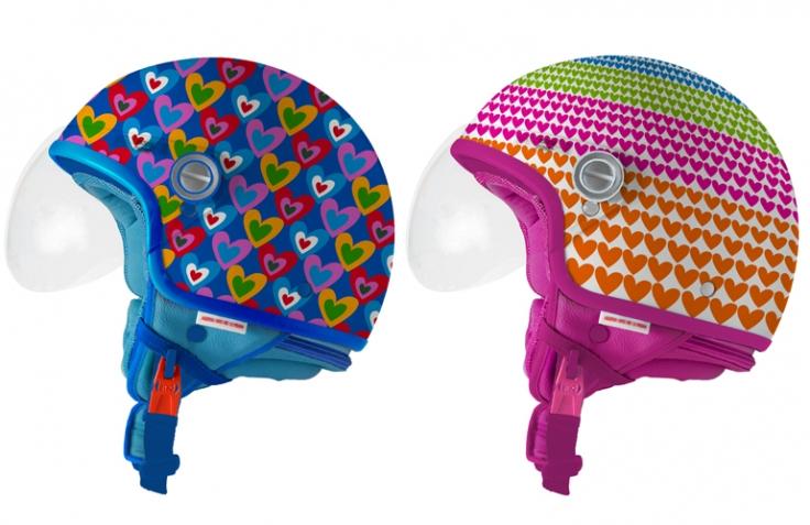 Helmets Agatha Ruiz De La Prada